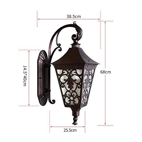 Wandlamp wandlamp glas spiegel verlichting voorlicht buitenverlichting hanglamp vensterlamp vlinder wandlamp gemeenschappelijke verlichting lámpara de pared