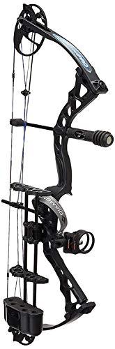 Diamond Archery Infinite Edge Pro Bow Package, Black...