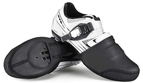 ZQW Cubiertas De Ciclismo para El Toe para El Invierno - Cubiertas De Zapatos De Ciclismo, Calentadores De Punta Impermeable para Climatización Fría Y Protector De Zapatos (Tamaño : Small)