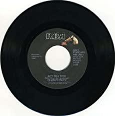 In the Ghetto / Any Day Now (45 rpm) [Vinyl]