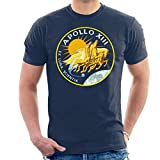 Nasa Apollo 13 Mission Badge Men's T-Shirt