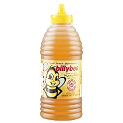 Honey helps to soothe a sore throat when a dry hacking cold persists.
