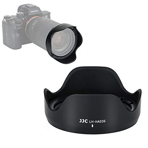 JJC Gegenlichtblende für Tamron 28-200 mm f/2.8-5.6 Di III RXD Objektiv für Sony E A7 A7R II III IV, A7S II, A9 II, A6300 6400 A6500 A6600 DSLR Kamera