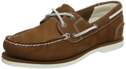 Timberland Damen Classic Unlined Bootsschuhe, Braun (Medium Brown Nubuck), 36 EU