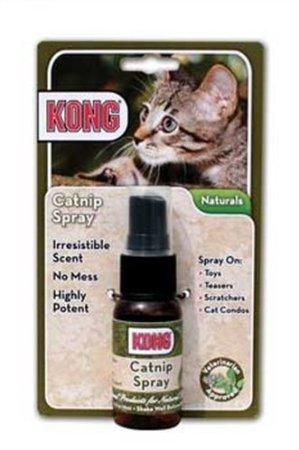 Kong Naturals Catnip spray para gatos, 1-Fluid onzas. Teaser, gato, aceite