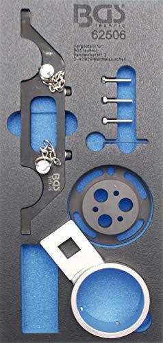 BGS 62506 | Werkstattwageneinlage 1/3: Motor-Einstellwerkzeug-Satz | für Opel Vectra, Signum, Zafira