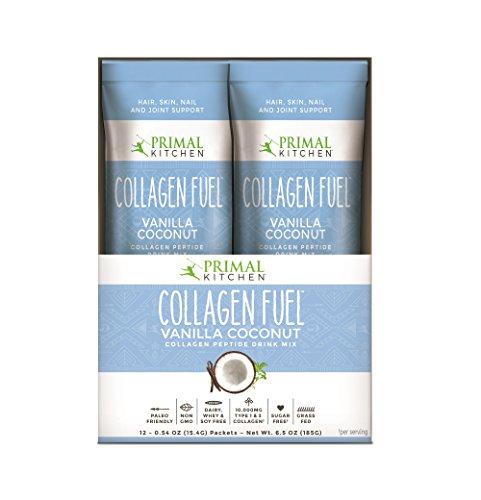 Collagen Fuel Vanilla Packets - 12