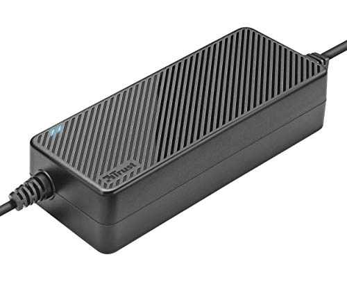 Trust 21751 - Cargador Universal para Ordenador portátil (120 W) Color Negro