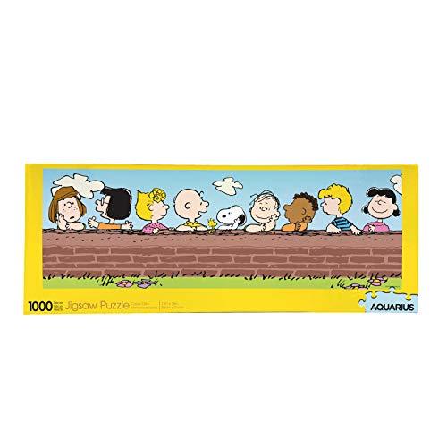 Peanuts Slim 1000 Piece Jigsaw Puzzle (nm)