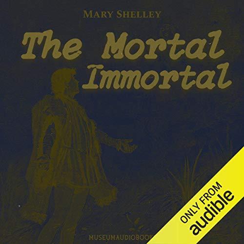 『The Mortal Immortal』のカバーアート