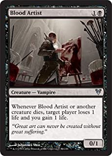 Magic: the Gathering - Blood Artist (86) - Avacyn Restored - Foil