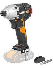 Worx WX261.9 slagschroevendraaier, 20 V, zonder accu