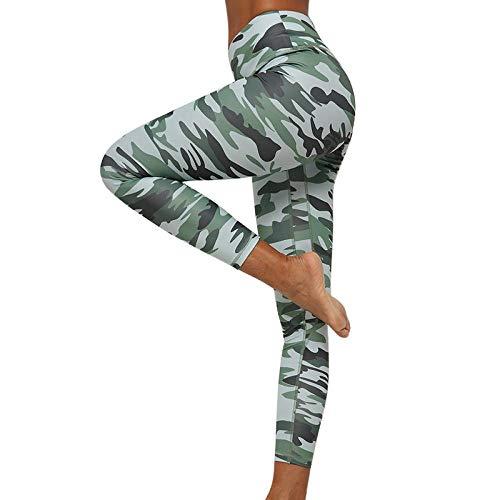 Leggings deportivos clásicos leggings largos,Leggings de entrenamiento físico para mujer Medias deportivas de gimnasio a prueba de sentadillas de longitud larga-2_M,Leggings de yoga de control de abd