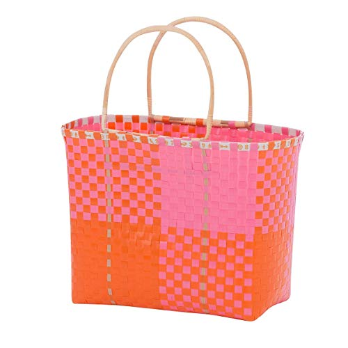 Overbeck and Friends - Shopper Ines pink-orange