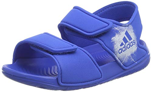 adidas Baby Jungen Altaswim Badeschuhe, Blau (Blue/Ftwr White/Ftwr White), 22 EU