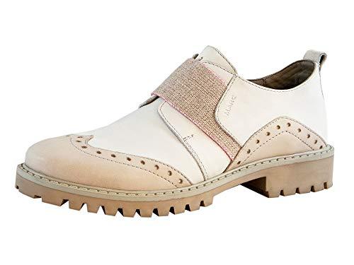 Marc Shoes Damen Fia Slipper, Beige (Sand), 42 EU