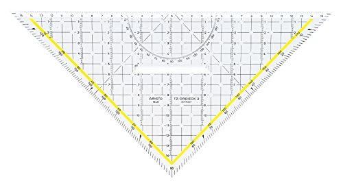 Aristo TZ-Dreieck Geodreieck Bild