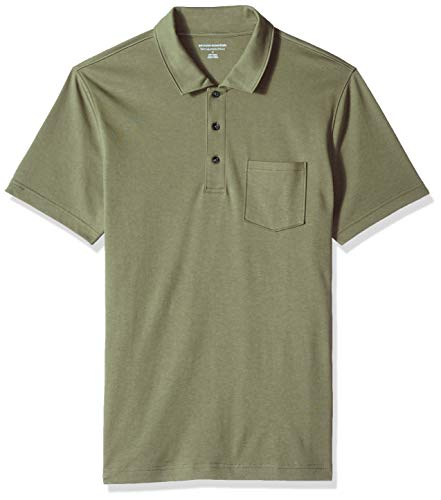Amazon Essentials Slim-fit Jersey Polo Hombre