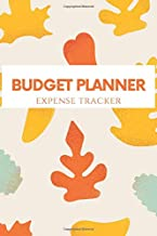 Budget planner: monthly expense tracker/6x9 inches/120 pages/60 months/5 years