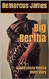 Big Bertha: SSBBW Ebony Erotica Short Story (The Thicker The Wetter: Ebony SSBBW Series Book 1)