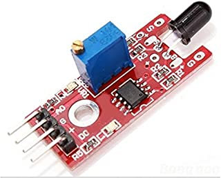 Flame Detection Sensor Module Board for Arduino