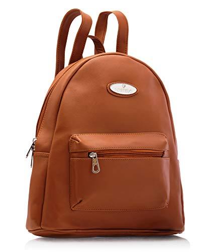 Fostelo Women's Ellie Backpack (Tan)