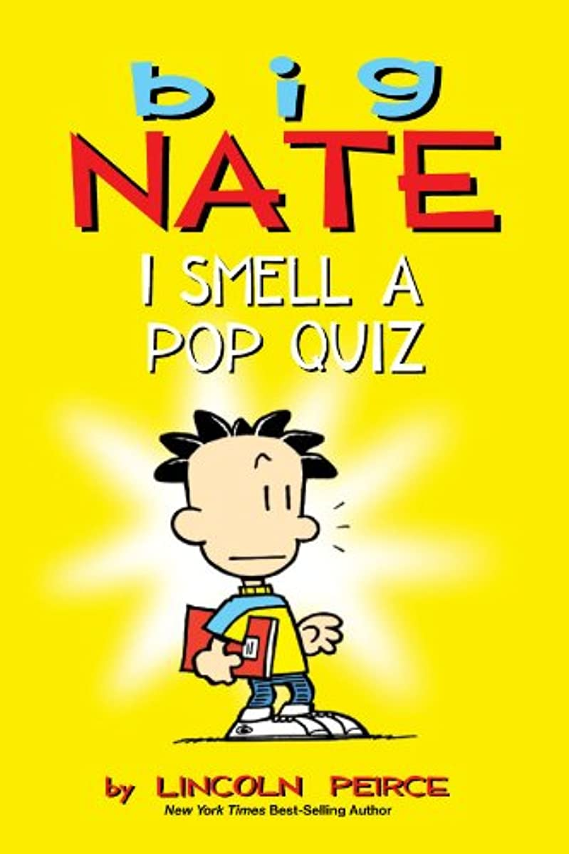 宗教的なヒゲクジラ気難しいBig Nate: I Smell a Pop Quiz! (English Edition)