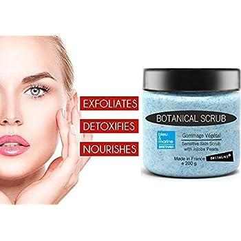 Exfoliante Facial con Perlas de Jojoba y AHA 200g made in France ...