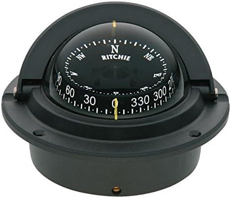 Ritchie Navigation Compass, Flush Mount, 3