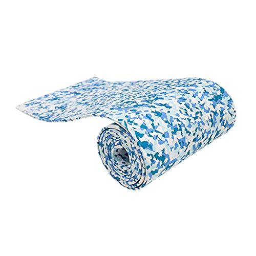 MagiDeal Almohadilla para Cubierta Alfombrilla Antideslizante Resistente a Los Rayos UV Alfombrillas para Suelos Marinos Azul