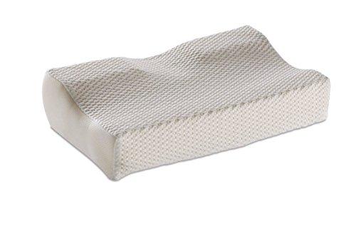 Sanapur Universal Kopfkissen Med orthopädisches Hws Nackenstützkissen höhenverstellbares ergonomisches Kissen