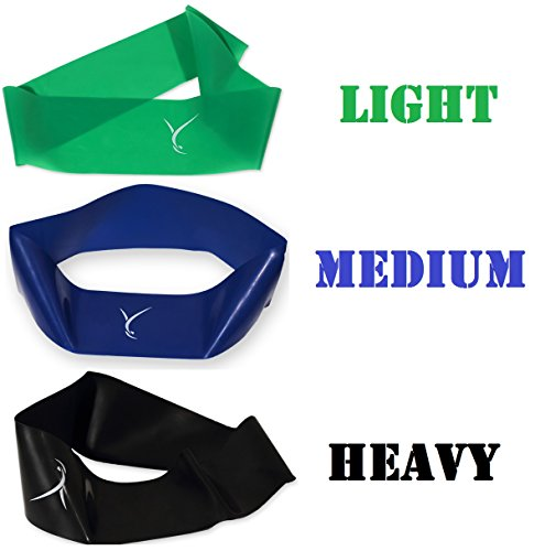 Booty Loops 3 Piece Booty Resistance Bands Set