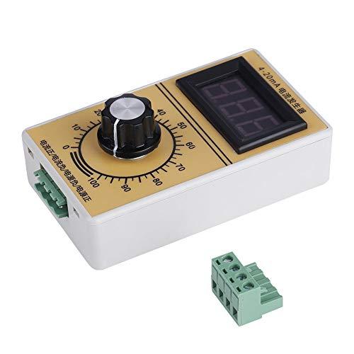Generador de señal de corriente digital DC 5-28V 4-20mA generador de entrada de corriente estable
