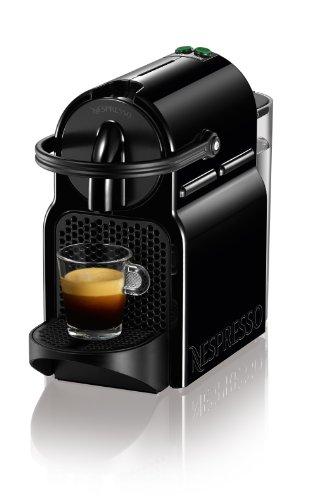 Krups Nespresso Inissia Coffee Capsule Machine - Ruby Red