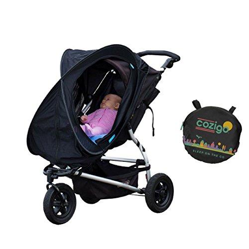 CoziGo Sleep Easy Travel Cover for Strollers Prams Airline Bassinets