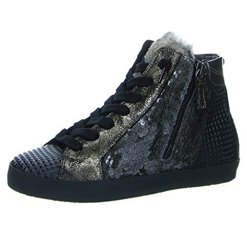 Donna Carolina Damen Sneaker 32.402.052 braun 181350