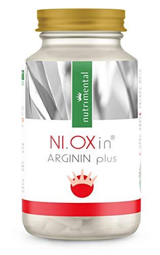 Ni.OXin L-Ornithin + L-Citrullin + L-Arginin - starker Aminosäurenkomplex - 60 Kapseln