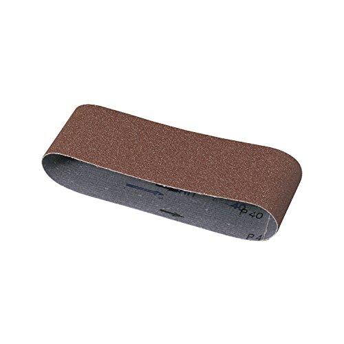 Dewalt Schleifband für Bandschleifer (64x356 mm, K60, Mehrzweck-Holz/Farbe/Lacke/Metall, für den Einsatz auf Mini-Bandschleifern) DT3661-QZ