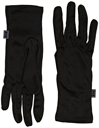 Helly Hansen Dry Liner Gants Mixte Adulte, Noir, FR : S (Taille Fabricant : S)