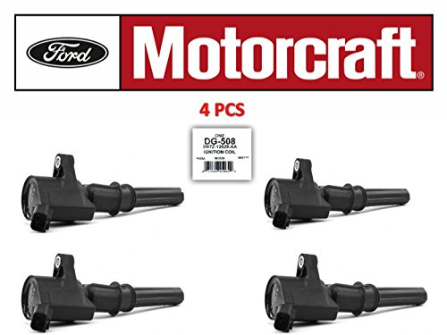 Motorcraft DG508 Ignition Coil for Ford 4.6L 5.4L V8 DG457 DG472 DG491 CROWN...