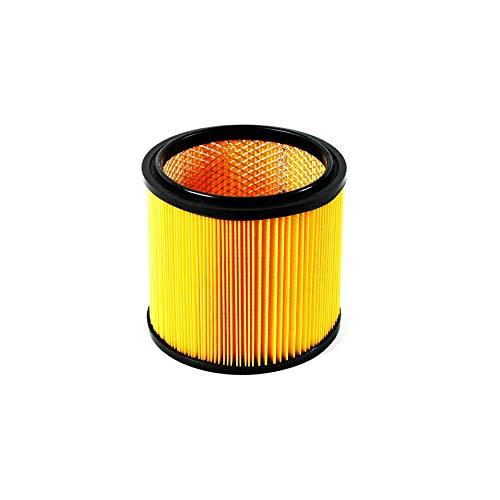 Faltenfilter mit Verschlussdeckel, Ersatzfilter für Parkside LIDL Nass- und Trockensauger PNTS 1500 D5 - LIDL IAN 304887