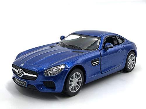 Mercedes Benz Modellauto (AMG Blau)