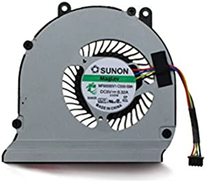 New CPU Cooling Fan Replacement for Dell Latitude E6440 MF60090V1-C570-S9A 0GXC1X