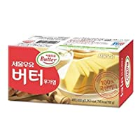 ホームベーキングホームベーキングバター ソウル牛乳バター 無加染バター 塩を含まないバター原乳(乳クリーム)100%使用
