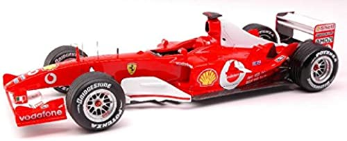 Hot Wheels HWN2077 Ferrari M.Schumacher 2003 1 18 MODELLINO DIE CAST Model kompatibel mit
