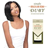 Outre Simply Brazilian Remy Duby 100% Remi Human Hair WVG 8'