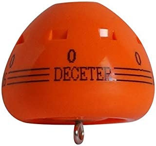 浮動ウキ DECETER(ディセター) オレンジ Lサイズ 0番