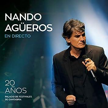 20 Años - En Directo (Palacio de Festivales de Cantabria) (En Directo)