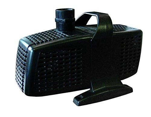 Kerry Electronics kep20000n Pumpe bis zu 20000 l/h Liter/Stunde, Teichpumpe, Gartenpumpe, für Bachlauf