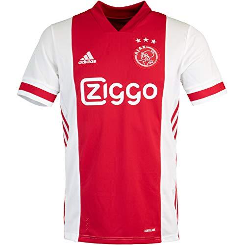 adidas Ajax Amsterdam Trikot Home (L, White/red)